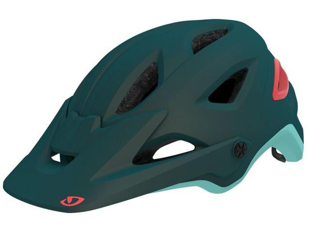 Giro Montara MIPS Helm Damen matte true spruce/cool breeze